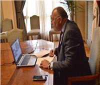 شكري: مصر لن تتوانى عن اتخاذ أي إجراء لمنع وقوع ليبيا تحت سيطرة الجماعات الإرهابية