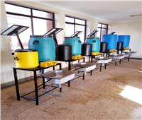 الإيسيسكو تدعم إنتاج جهاز جديد بأوغندا لتعزيز النظافة الآمنة