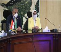 بالأرقام| وزيرة الصحة تؤكد نجاح تجربة مصر في عزل مرضى كورونا منزليا
