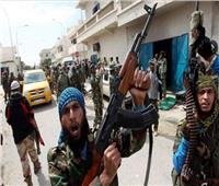 «عقاب بالرصاص الحي».. مليشيات تابعة للوفاق تهاجم مقرا حكوميا بسبب قرار إداري