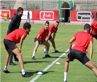 فقرة بدنية مطولة للاعبي الأهلي مع انطلاق مرانهم الأول