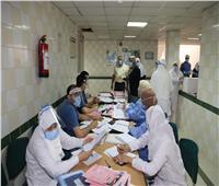 لجان لمتابعة إجراءات رعاية مرضى كورونا بمستشفيات المنوفية