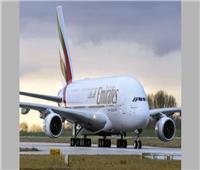 «طيران الإمارات» تشغل طائرات A380 إلى لندن وباريس.. 15 يوليو