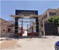 متحف كفر الشيخ يستقبل مجموعة أثرية ضخمة.. صور
