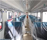 تهوية ديناميكية وترفع كفاءة التشغيل.. 5 مزايا لعربات القطارات الروسية الجديدة بعد وصولها مصر