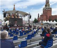 الكتاب يعيد الحياة الي موسكو