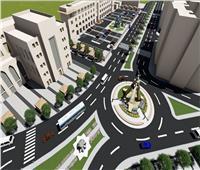 تطوير ميدان المحطة بطنطا بتكلفة 8 مليون جنيه