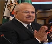 رئيس جامعة القاهرة: 24 دورة On line أسبوعيًا