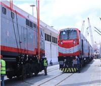 صور| وزير النقل يعلن وصول الدفعة الرابعة من الجرارات الجديدة