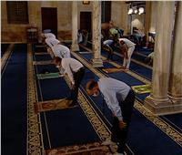 الجامع الأزهر يفتح أبوابه لاستقبال المصلين ابتداءً من الغد