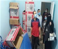 وكيل وزارة الصحة بسوهاج يتفقد أعمال تطوير مستشفى حميات جرجا