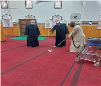 وكيل الأوقاف في السويس: المساجد جاهزة لاستقبال ضيوف الرحمن