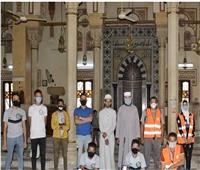 تطهير وتعقيم المساجد بالتعاون بين «الأوقاف» و«الشباب والرياضة»