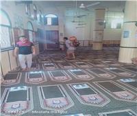 مساجد الغربية أنهت استعداداتها لاستقبال المصلين