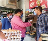 حملة مكبرة لضبط الأسواق بمدينة أسوان