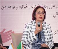 مصرية تفوز بجائزة تقديرية من أمريكا