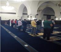 فيديو وصور| أول صلاة جماعة في المسجد الجامع بمدينتي بالكمامات