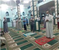 ارتياح بين رواد المساجد في شمال سيناء