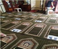 ٣٢٢٥ مسجدا فتحوا أبوابهم أمام المصلين بالغربية