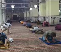 بث مباشر| صلاة الظهر الأولى من مسجد السيدة زينب
