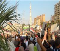 30 يونيو  «مرسي حفيد عمر بن الخطاب.. وجبريل في رابعة» كوميدية هزلية للجماعة الإرهابية