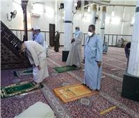 أهالي سوهاج: سعداء بفتح المساجد