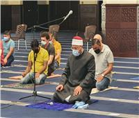 خاص| إمام وخطيب المسجد الجامع: مصر اليوم في عيد