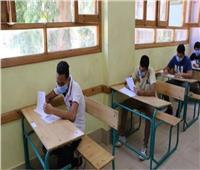 فيديو| إجراء امتحانات الثانوية العامة وسط إجراءات وقائية مُشددة