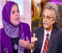 رواد السوشيال ميديا يفتحون النار على حسين خيري وشيرين غالب