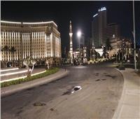 بعد رفع الصناديق الخشبية عن «الكباش».. أحدث صورة لميدان التحرير