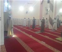 وكيل «أوقاف الأقصر» يطمئن على التزام المساجد بالإجراءات الوقائية
