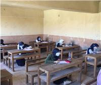 9 حالات غش وحالتين ارتفاع درجة الحرارة في امتحانات الثانوية الأزهرية