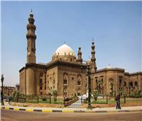 الأوقاف| صلاة الجمعة القادمة في مسجد السلطان حسن