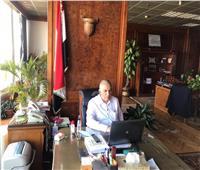 وزير الري يتابع أعمال الموقف التنفيذي لمشروع تأهيل الترع