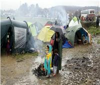 كارثة إنسانية.. فيروس كورونا يضرب مخيمات النازحين بالعراق