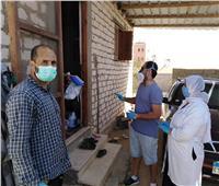 ارتفاع حالات الشفاء من فيروس كورونا بشمال سيناء