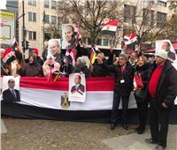 فيديو| الجالية المصرية في ألمانيا تحتفل بثورة 30 يونيو.. وتوجه رسالة قوية للإخوان
