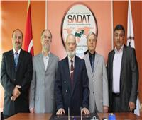 بالفيديو| تفاصيل توقيع عقد لشركة أمنية تركية لتدريب ميليشيات الوفاق في ليبيا