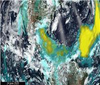 فيديو | الأقمار الصناعية ترصد عمودًا رمليًا هائلًا يخرج من أفريقيا ويصل إلى أمريكا