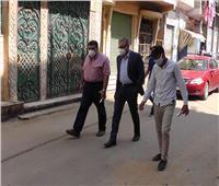 رصف 5 شوارع بمركز ومدينة كفر الزيات بتكلفة 8 مليون و 993 ألف جنيه