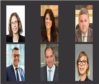 وزيرا «التعاون الدولي» و«قطاع الأعمال» يبحثان مع مؤسسات دولية إعادة هيكلة الشركات