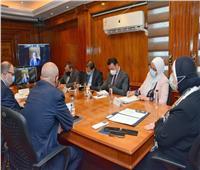 وزيرة الصناعة تشارك في الاجتماع الأول للمجلس التصديري للصناعات الكيماوية بعد إعادة تشكيله
