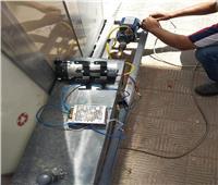 «مياه أسيوط»: فرق متخصصة لتدعيم المدارس بالمواد المطهرة وصيانة كبائن التعقيم