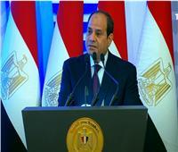 فيديو| الرئيس السيسي: الشعب المصري يجب أن يفخر بتضحيات الكوادر الطبية في مواجهة «كورونا»