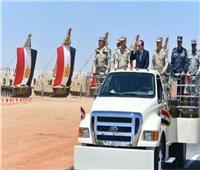 «القوات المسلحة» تخوض معركة التطوير والتنمية ومكافحة الإرهاب عقب ثورة 30 يونيو