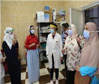 المنوفية: استمرار عمل لجان المتابعة اليومية للمرور علىالمستشفيات