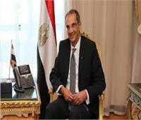 فيديو| وزير الاتصالات: مصر الثالثة إفريقيا في سرعة الإنترنت