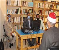 انطلاق اختبارات أئمة القبلة بالجامع الأزهر