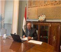 شكري: ملء سد النهضة بلا اتفاق يزيد التوتر.. وعلى مجلس الأمن التصدي للإجراءات الأحادية