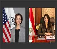 """""""التعاون الدولي"""" تبحث مع """"الوكالة الأمريكية للتنمية"""" 5 مشروعات مستقبلية"""